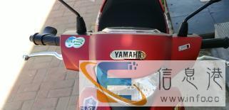 雅马哈巧格i/125排量,电喷发动机,全新手续齐全有拍照